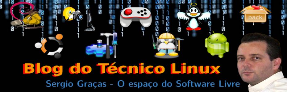 Blog do Técnico Linux para Celular
